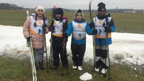 Junior Sport cross-country skiing