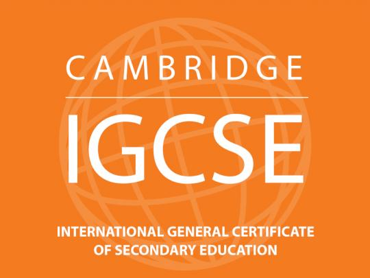 iGCSE Examinations in English & Maths